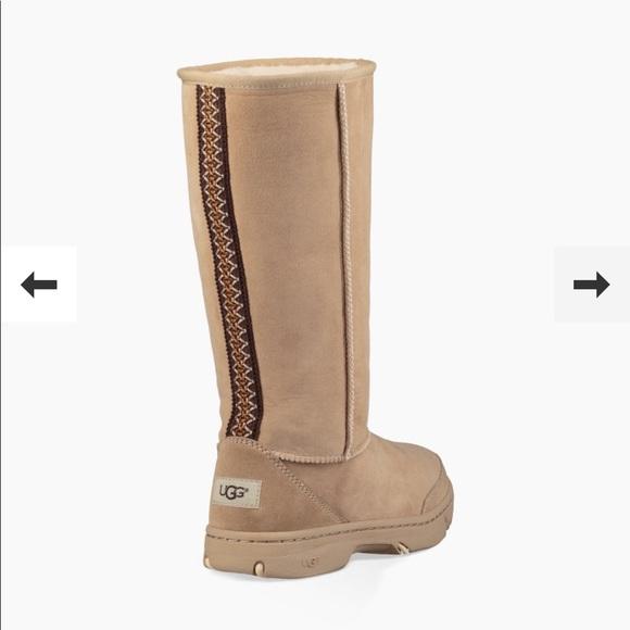 4a4c5fd9f61 Ugg winter boots 👢 💕🌺 NWT